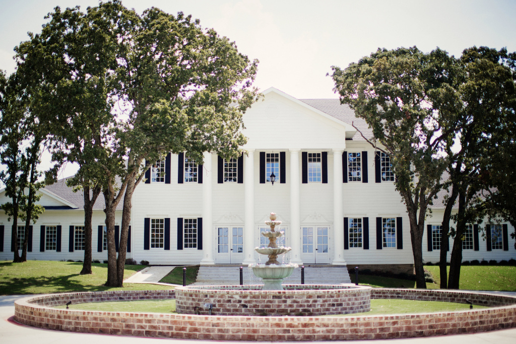 The Milestone Aubrey Mansion | Wedding Venue