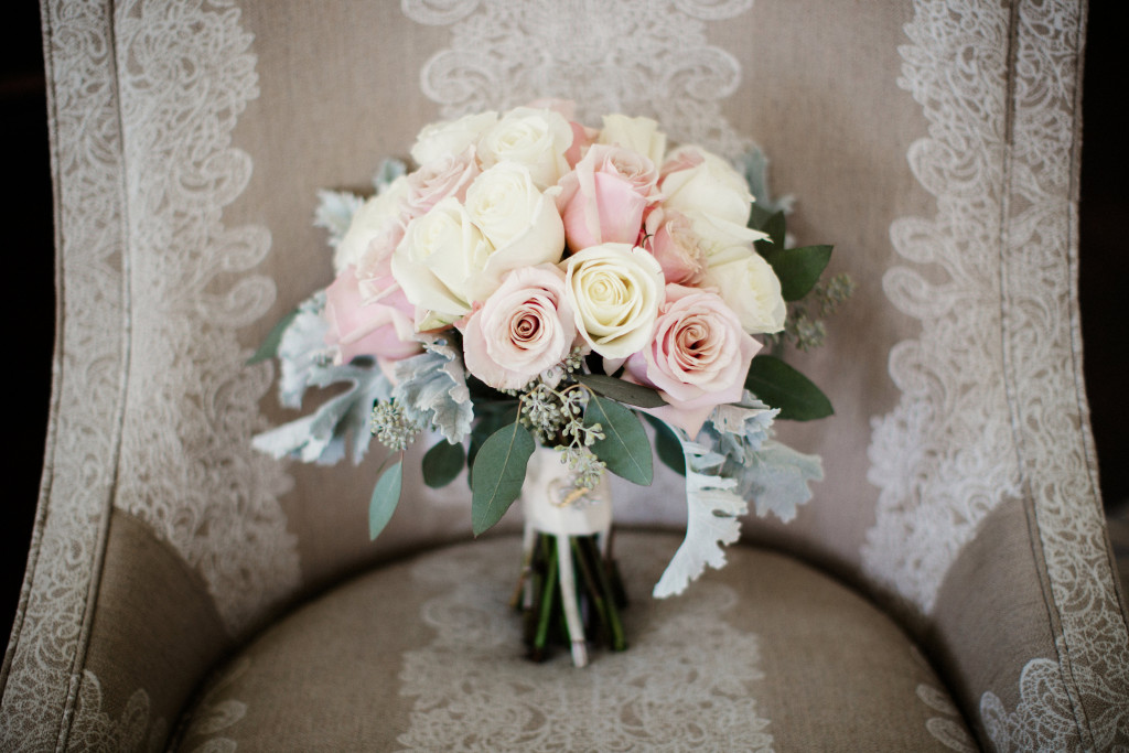Something Old | Bridal Bouquet