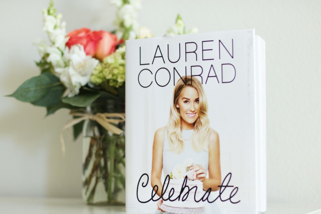 Lauren Conrad celebrate book