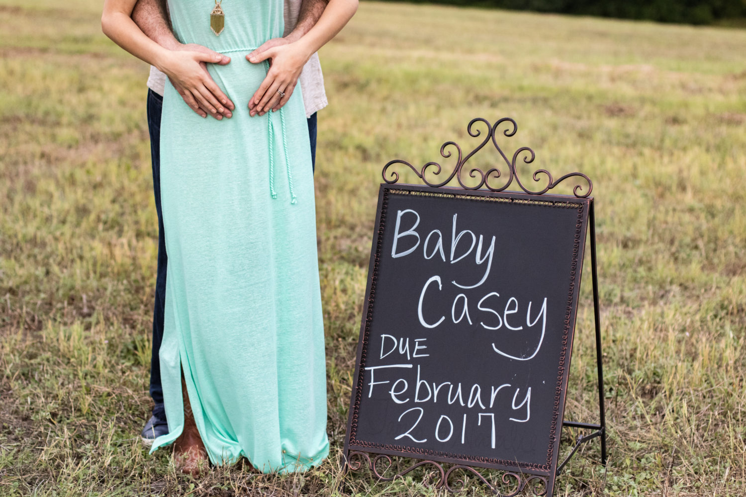 Baby Casey Announcement 2017