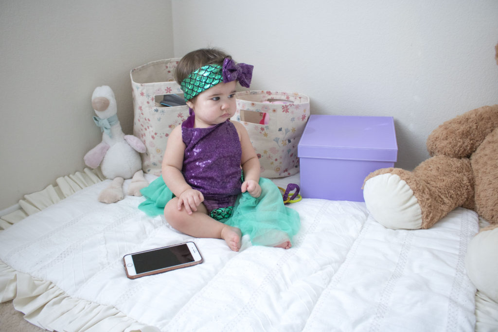 The Little Mermaid | Baby's First Halloween | Lyla James