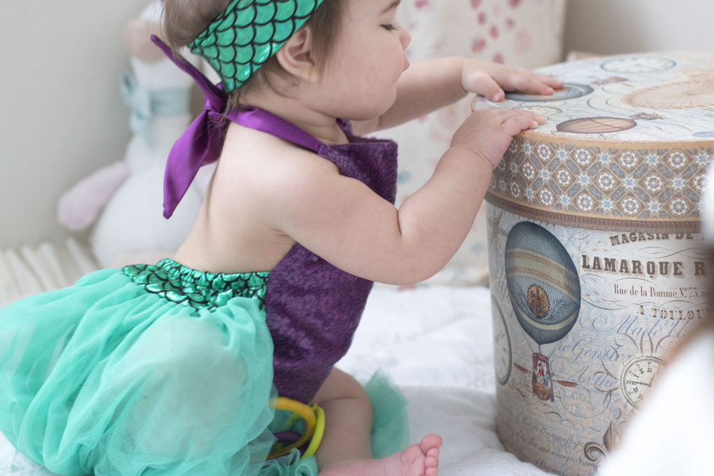 Baby's First Halloween | Lyla James | Ariel